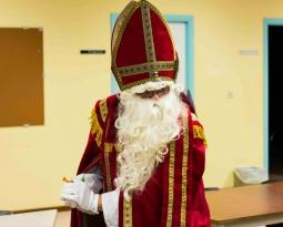 Visite de Saint-Nicolas