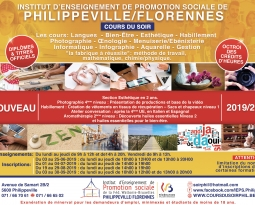 Inscriptions 2019 -20