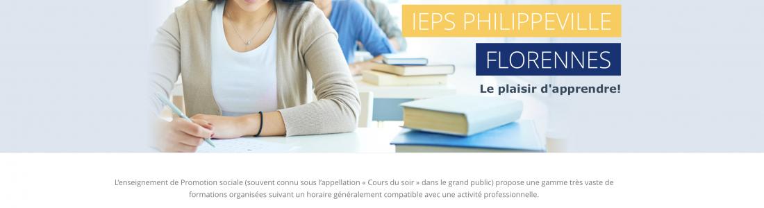 Nouveau site de L'IEPS Philippeville