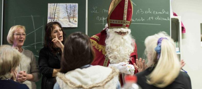 Bonne fête de Saint-Nicolas à toutes et à tous!