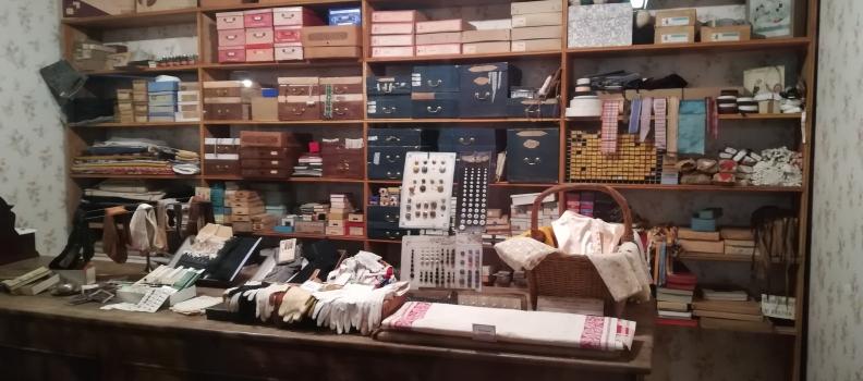 Photos du musée du textile