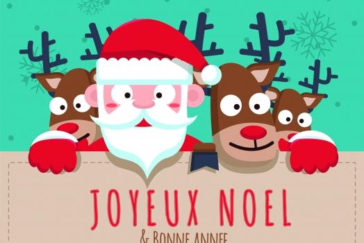 Vacances de Noel et Nouvel An – Hiver