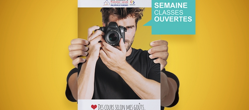 Semaine classes ouvertes – Avril 2020