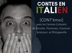 Italien: contes en italien….