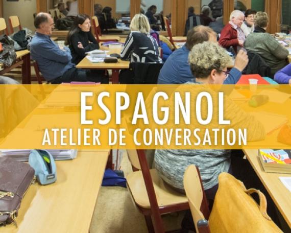 Espagnol : atelier de conversation