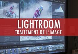 Lightroom: Traitement de l'image – numérisation traitement et retouches