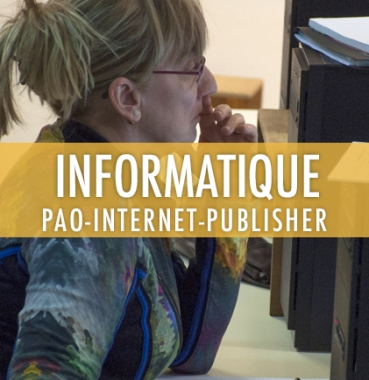Informatique: PAO – Internet – Publisher