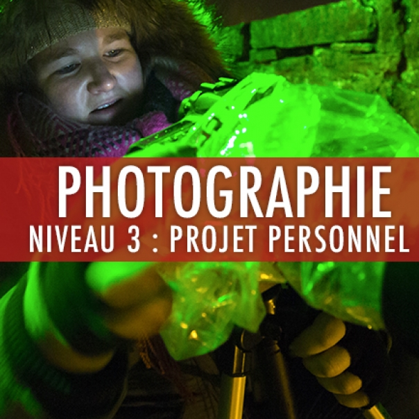 Photographie: niveau 3