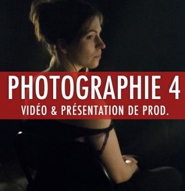 Photographie 4 : Présentation de production et Base de la Vidéo