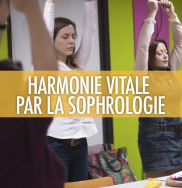 Harmonie vitale par la sophrologie